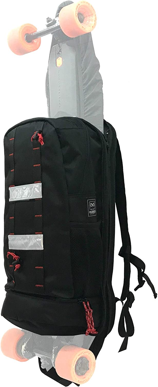 Carry it With You: Skateboard Backpack