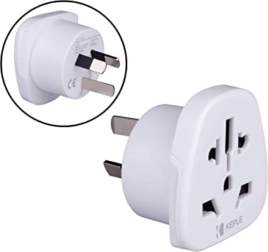 Australia, China, New Zealand, Argentina Adapter Viaje Plug Tipo I ...
