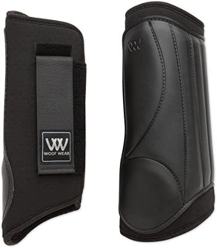 Woof Wear Event Boots Black Hind Legs