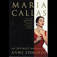 Maria Callas: An Intimate Biography book cover