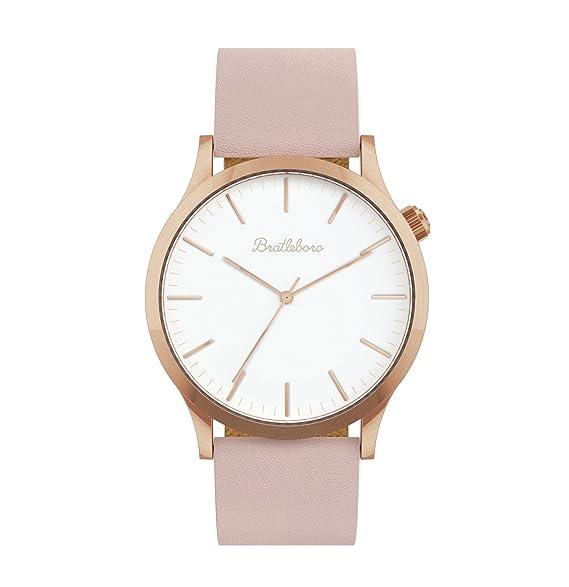 Reloj BRATLEBORO ROSE GOLD PEACH