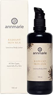 product image for Annmarie Skin Care Radiant Skin Silk - Luxurious Body Lotion with Chamomile, Green Tea + Sunflower Seed Oil (100 Milliliters, 3.4 Fluid Ounces)