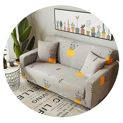 Amazon.com: No Buy No Bye All-Inclusive Sofa Cover Big ...