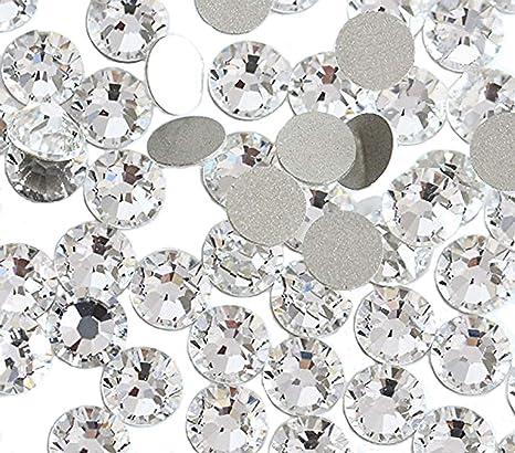 Jollin pegamento Fix Vidrio Diamantes de Cristal de Espalda Plano Gemas de Cristal, Cristal,