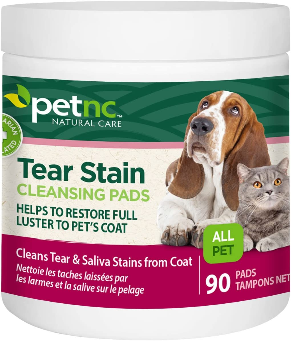 PetNC Natural Care Tear Stain Remover for All Pets