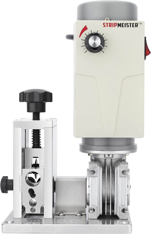 StripMeister E250 Powered Portable Wire Stripping Machine