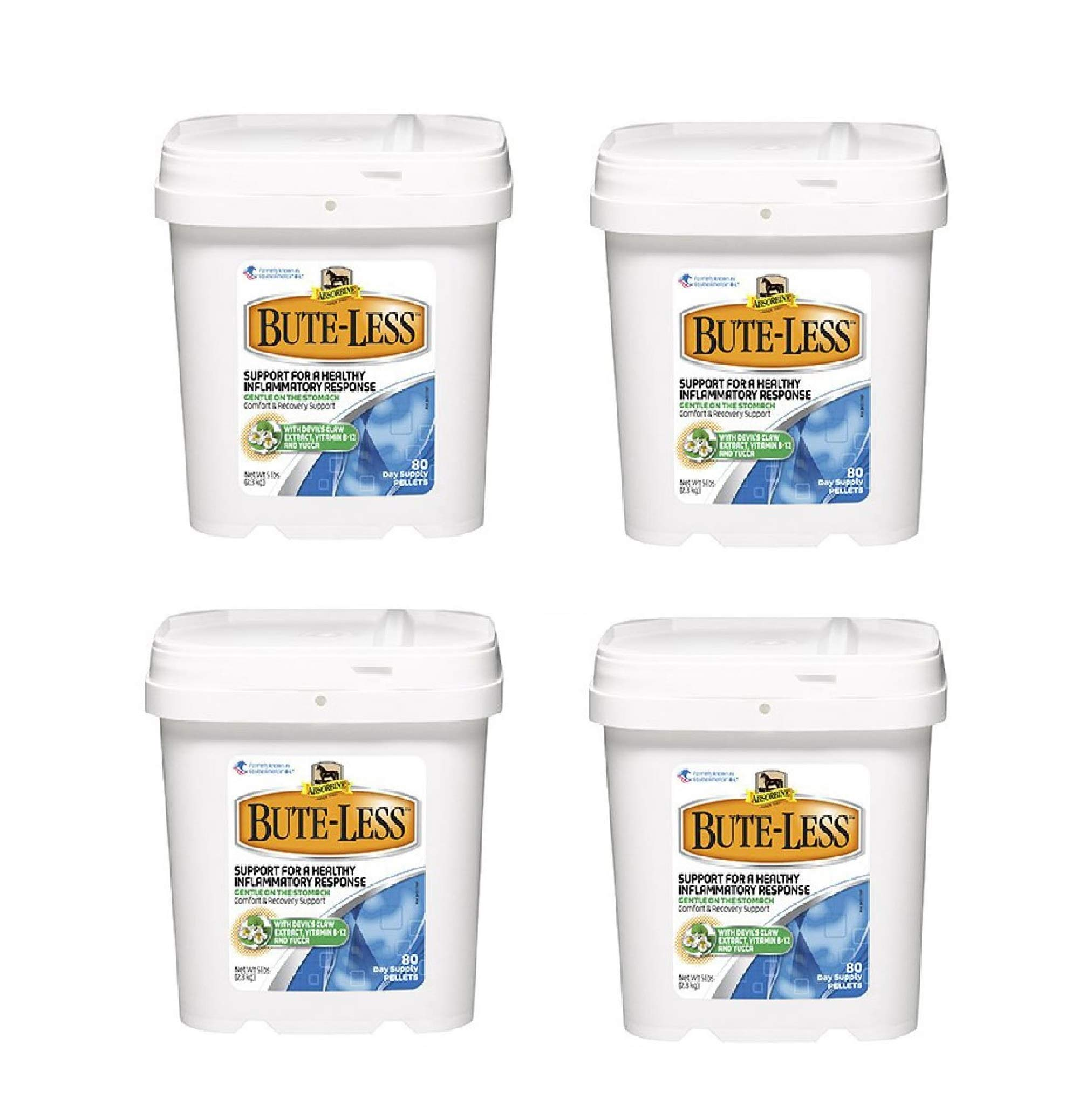 WF Young Absorbine Bute-Less Pellets (4 Pack)