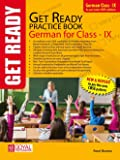 GET READY PRACTICE BOOK GERMAN FOR CLASS- IX