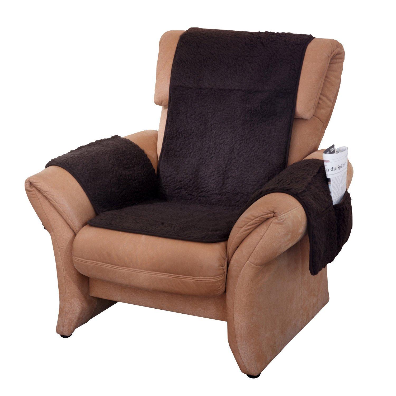 Ohrensessel ikea braun  Sessel-Überwürfe | Amazon.de