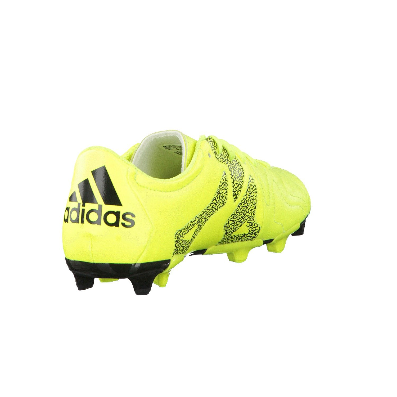size 40 b9b84 89157 adidas X 15.3 FG AG J Leather - Botas para niño  Amazon.es  Zapatos y  complementos