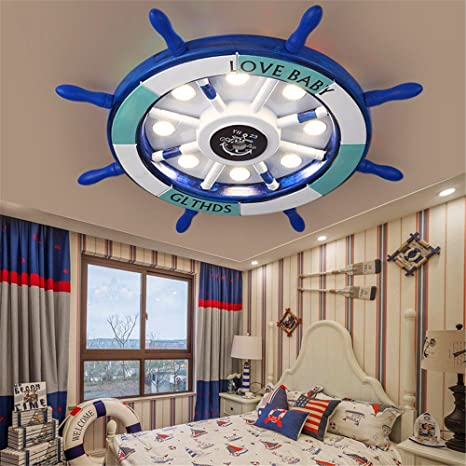 Cghyy Led Childrens Room Chandeliers Girls Boys Bedroom Lights