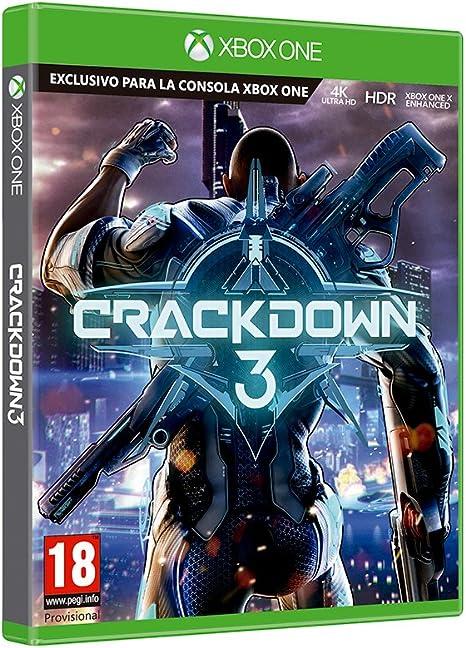 Crackdown 3: Microsoft: Amazon.es: Videojuegos