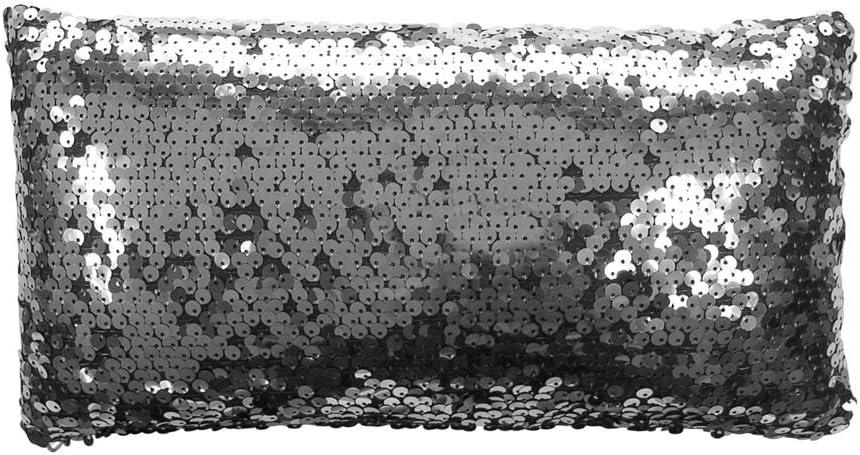 Violet am/éthyste Polyester 18 x 32 cm Dazzle Coussin