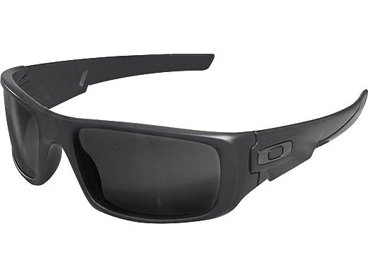 Amazon.com: Oakley – Gafas de sol para hombre de carbón mate ...