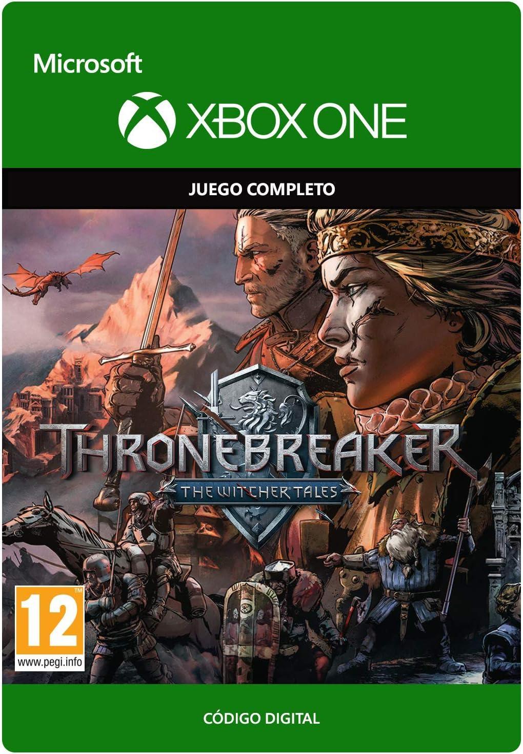 Thronebreaker: The Witcher Tales: Amazon.es: Videojuegos