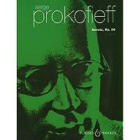 Sergei Prokofiev: Sonata For Two Violins Op.56. Für Violine(Duett)