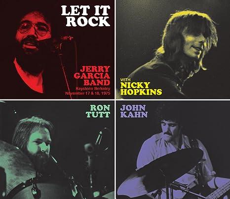 Jerry Garcia Collection Vol.2: Jerry Band Garcia: Amazon.es ...