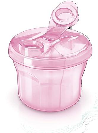 Philips AVENT SCF135/07 - Dosificador para leche en polvo, color rosa