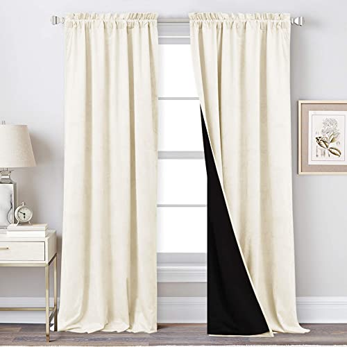 StangH 100 Blackout Curtains Velvet