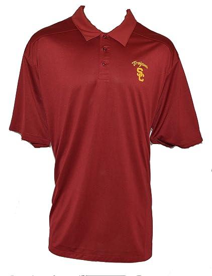 d98d780c9 Amazon.com: Nike Men's USC Trojans Coaches Polo Shirt XX-Large Red ...