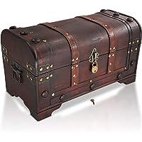 Brynnberg Caja de Madera 40x20x22cm - Cofre del