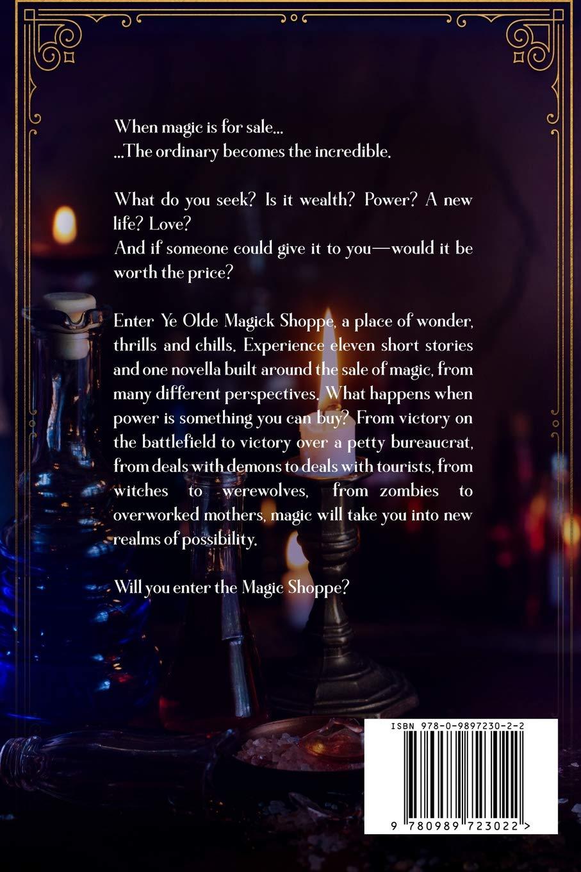 Ye Olde Magick Shoppe: Amazon co uk: Oren Litwin: 9780989723022: Books