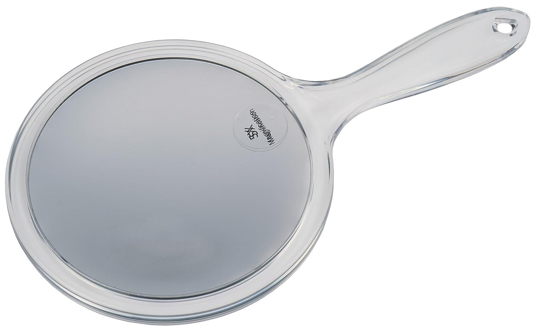 Fantasia–Specchio a Mano Con Ingrandimento 5X, in plastica, diametro: 15cm, lunghezza: 27cm 91450