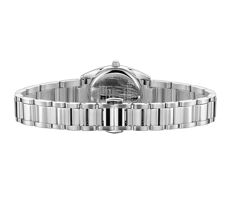 Michel Herbelin Damen-Armbanduhr Ambassador Analog Edelstahl Silber 17128-B14