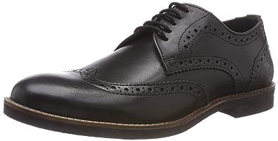 6396a57615211f Kickers ELDYS, Derbys Hommes, (Noir 8), 42 EU: Amazon.fr: Chaussures ...
