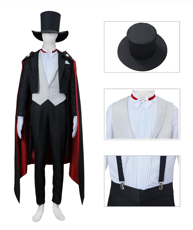 Tuxedo Mask Cosplay Costume