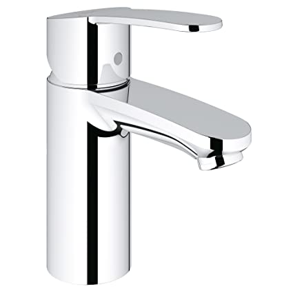 Admirable Eurostyle Cosmopolitan Centerset Single Handle Single Hole Low Arc Bathroom Faucet 1 5 Gpm Home Interior And Landscaping Mentranervesignezvosmurscom