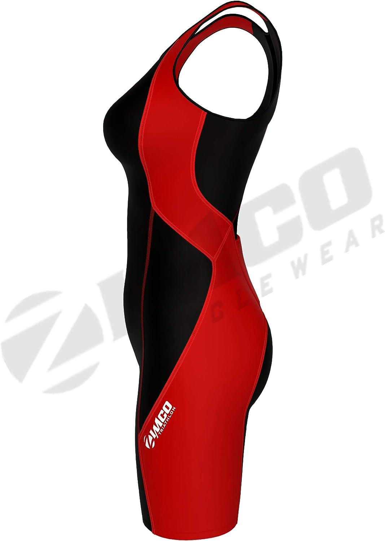 Zimco Elite Women Compression Triathlon Suit Skin Racing Tri Short Swim