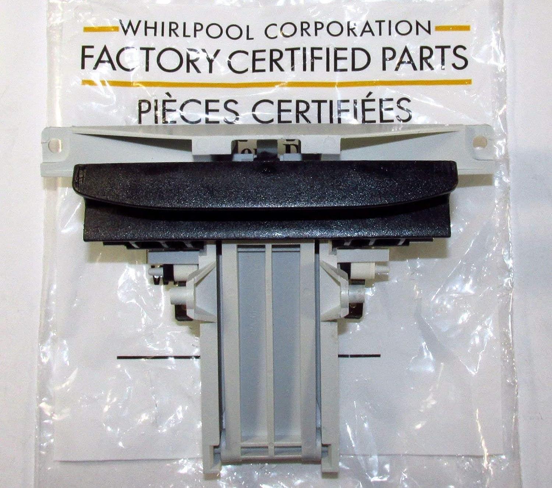 W10130695 Whirlpool Latch Assy Black W10130695