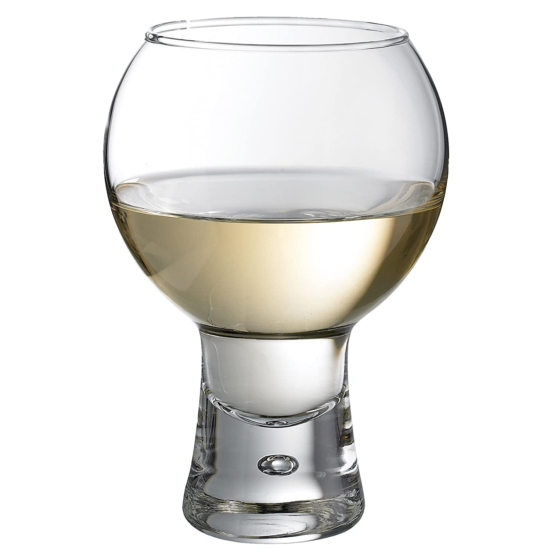 Durobor 780/30 Alternato Wine glass 330ml, 6 Glasses, without filling mark G-0780/30
