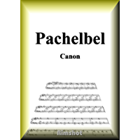 Pachelbel Canon for Piano Solo (Japanese Edition)