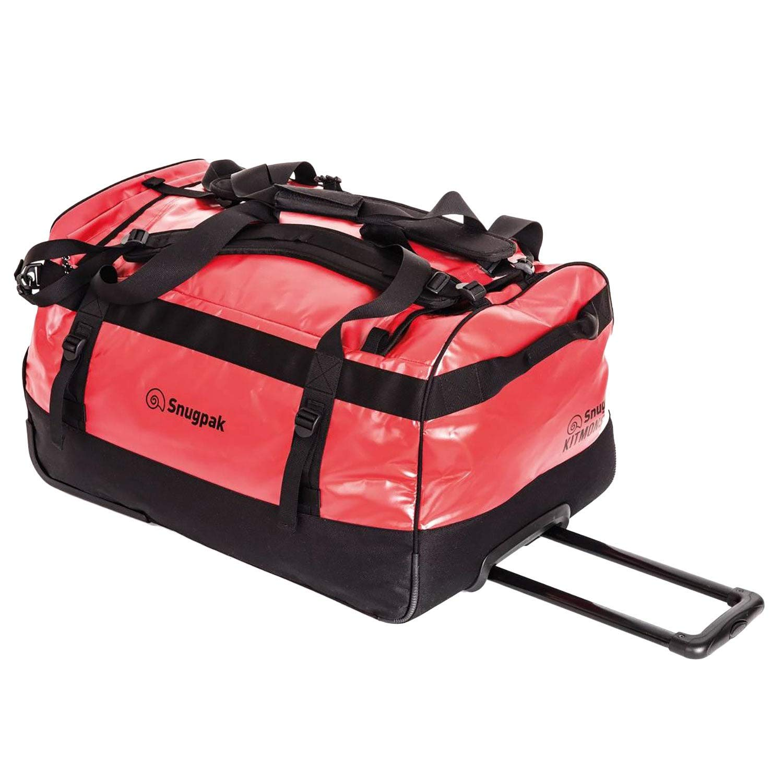 Borsa sportiva borsa da viaggio con manico telescopico allungabile Sport Borsa da viaggio 80 L