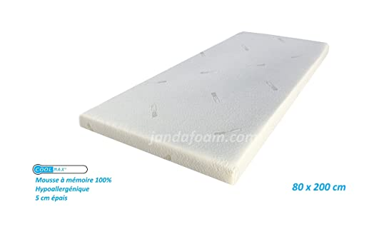 mattress 200 x 80. 80\u0026nbsp;x 200\u0026nbsp;cm prime mattress topper with coolmax memory foam. visco elastic 200 x 80 5