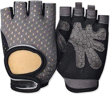 Yiph-Gloves Gants de Fitness Half Finger Gym Gants de v/élo pour v/élo Rock Rock Gants /évid/és pour Hommes et Femmes 1 Paire Gants dentra/înement Essentiels