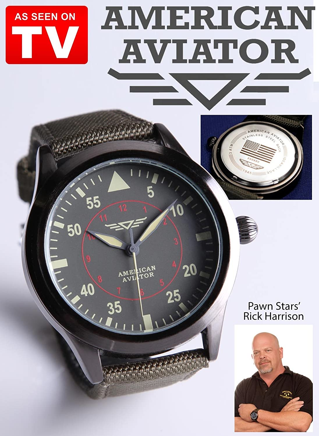 zm men at s gemnation model vulcain watches com aviator watch