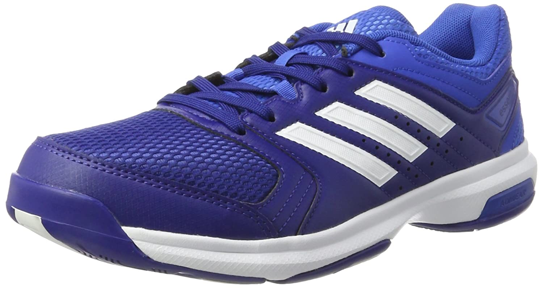 Blau (Mystery Ink  Ftwr Weiß Blau) Adidas Herren Essence Handballschuhe