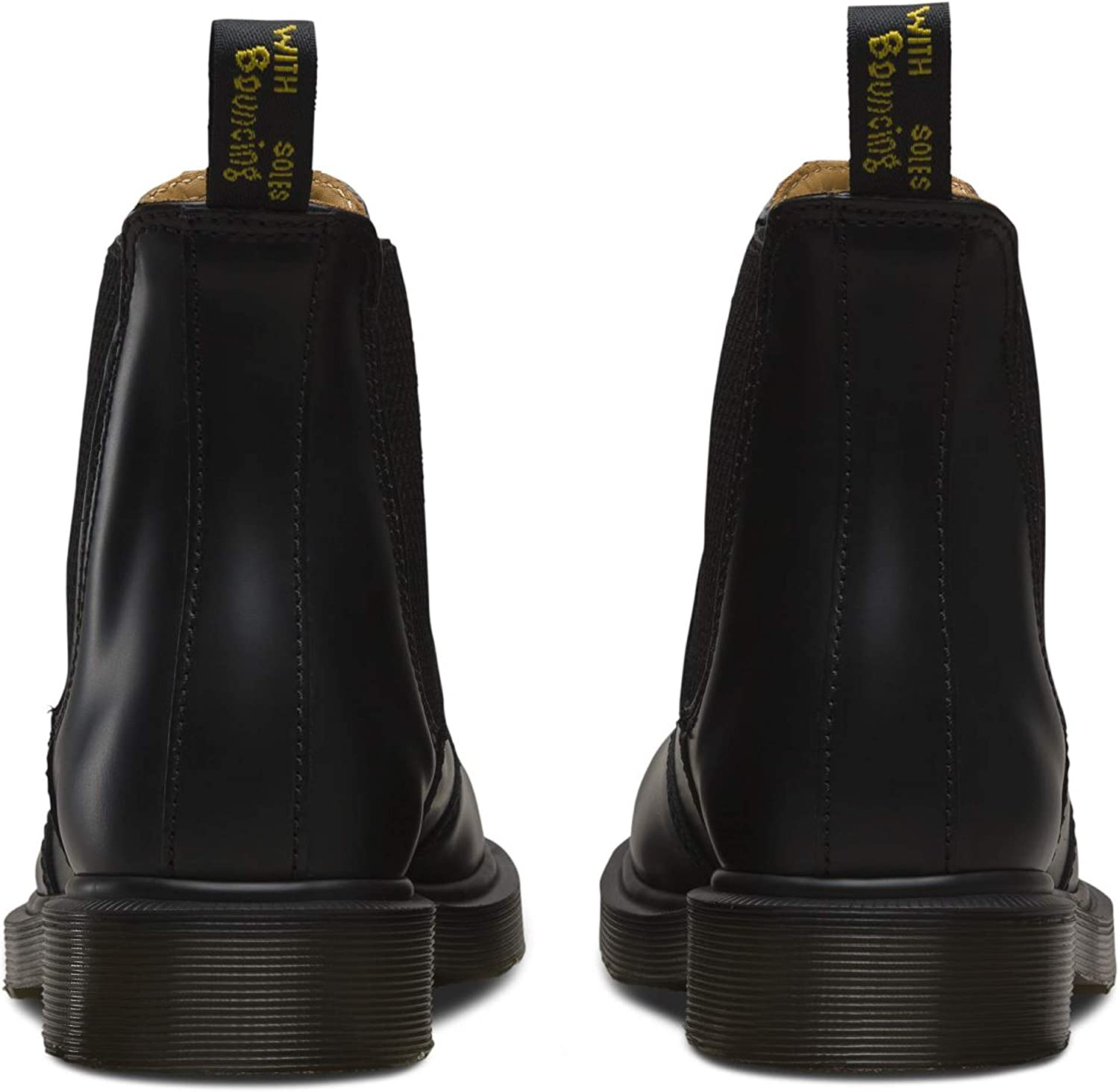 Dr Martens 2976 Chelsea Boot,Black Smooth