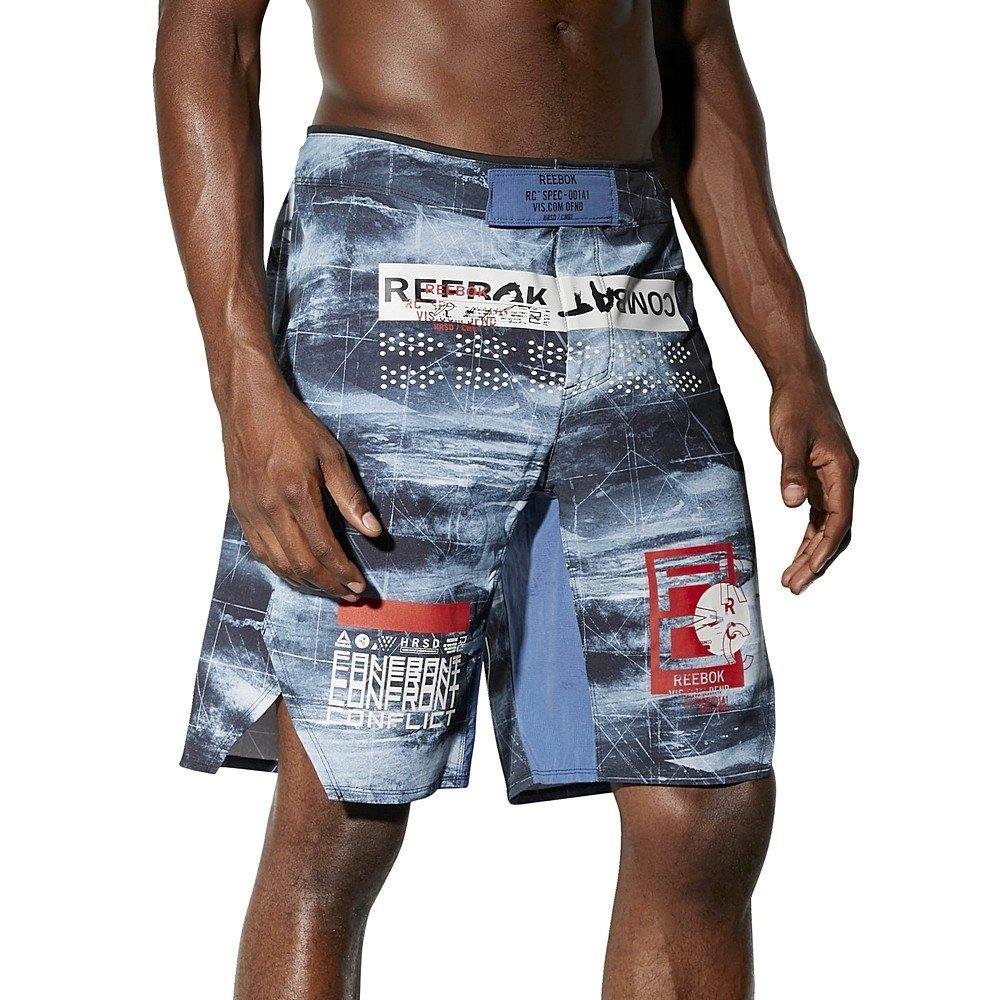 Reebok Herren Combat Prime MMA Shorts Kurze Hose
