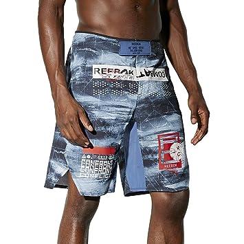 Reebok Herren Combat Prime MMA Shorts Kurze Hose:
