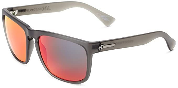 Electric Visual Knoxville XL rectangular gafas de sol, Gris ...