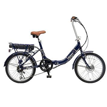 20 Pulgadas Viking Belmont aluminio Pedelec plegable E-Bike elektrofalt Rueda