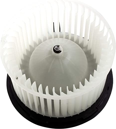 MYSMOT 700287 HVAC Blower Motor Fan Assembly Compatible with 2007-2012 Nissan Versa 27226-EE91C