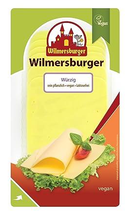 wilmersburger scheiben wurzig 150 g laktosefreier veganer kase