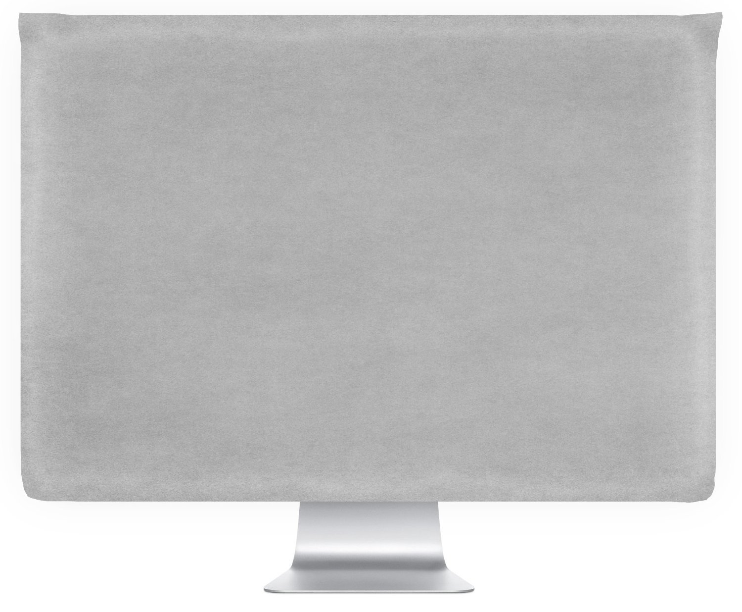 Lavolta Dust Cover for Apple iMac 27-inch - Screen Monitor Protector Guard for iMac 27'' Retina 5K and previous 27'' models & 27'' Thunderbolt Display - with Pocket for iMac Accessories by Lavolta (Image #5)