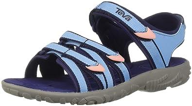 ca84365ec Teva Boys  Y Tirra Sport Sandal Alaskan Blue 4 Medium US Big Kid