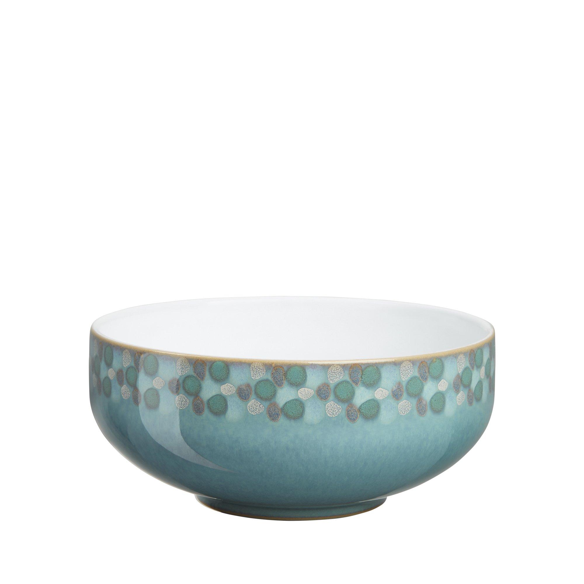 Denby Azure Shell Soup/Cereal Bowl